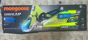 MONGOOSE FORCE 1.0 Folding Scooter