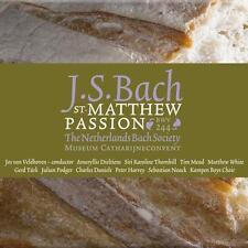 Johann Sebastian Bach: St. Matthew Passion [2010 Recording] Super Audio...