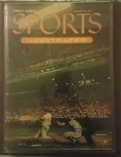Sports Illustrated #1 First 1st 1954 Issue Uncirculated!!! Vintage Rare MINT