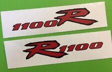 R1100 1100R Suzuki logo Decals Stickers PAIR #189