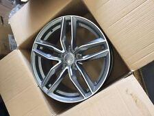 "22""rs6 c gm alloy wheels for audi q7/vw tourag 5x130/porsche cayenne (no tyres)"