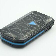 NOKIA 7070 PRISM SIM FREE GSM UNLOCKED  FLIP MOBILE PHONE BLACK
