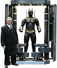 ovie Masterpiece Batman Armory With Alfred Pennyworth Collectible Figure Set