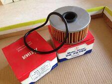 filtro aceite Yamaha XS 360 400 XJ 550 650 750 900 FZ 400 600 meiwa lote de 3