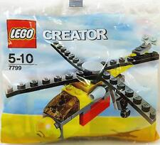 LEGO Creator: Cargo Helicopter Set 7799. Small polybag set.