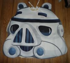 Angry Birds Star Wars StormTrooper Pig Adult Costume One size fit Most Worn Once