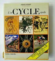 ANCIEN LIVRE CYCLISME CYCLOTOURISME DEPANNER REGLER VELO MAILLOT PIECE DETACHEE