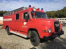 Feuerwehrauto MAN LF 16 635 Löschfahrzeug Foodtruck Wohnmobil H-Zulassung