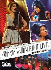 DVD - AMY WINEHOUSE - Live in London