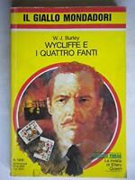 Wycliffe e i quattro fantiBurley Mondadorigiallo1908 sottosopra Isaac Asimov