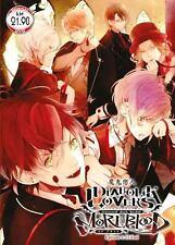 DVD JAPANESE ANIME Diabolik Lovers Season 2 More, Blood Vol.1-12End English Sub