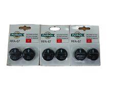 PetSafe Rfa-67D-11 Batteries 6 Volt 3 Packs of 2 Batteries Totaling 6 Batteries