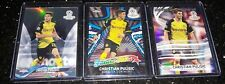 2017 Topps Chrome Christian Pulisic Rookie Refractor and inserts (Future star)