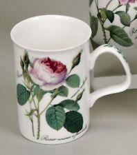 Kaffeebecher Lancaster 0,25 l Roy Kirkham Redoute Roses Porzellan Tasse NEU