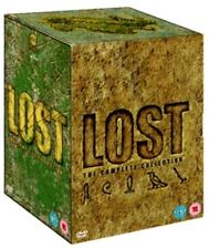Lost - Series 1-6 - Complete (DVD, 2010, 35-Disc Box Set             Fast   Post