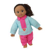 31cm 12'' Simulation Newborn Baby Doll Toy Soft Vinyl Lifelike Newborn Kids Xmas