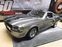 FORD Shelby Mustang GT 500 E 1967 ELEANOR Kino TV Gone in 60 Seconds NEW 1:18