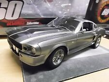 Ford Shelby Mustang GT 500 E 1967 Eleanor Cinéma TV Gone in 60 seconds New 1:18