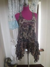 Stunning  All Saints Xanthi Top Size 10 Excellent Condition
