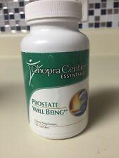Chopra Center Essentials Prostate Well Being Dietary Supplement 120 Capsules