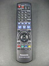 Genuine Panasonic Blu-Ray Disc Player Remote Control N2QAYB000378
