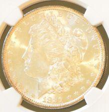 1881 S USA Morgan Silver Dollar NGC MS 62