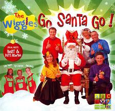 The Wiggles: Go Santa Go! (CD) NEW