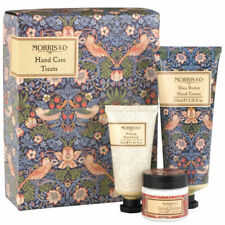 Morris & Co. Hand Care Treats Gift Set Shea Butter Hand Cream Plus Read Please