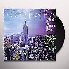 Oasis Rock 33RPM Speed Indie & Britpop LP Records