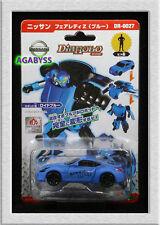 Agatsuma Diapet Diarobo Pinocchio DR-0027 Nissan Fairlady Z Royd Blue in USA!!