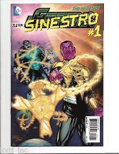 Green Lantern #23.4 Sinestro #1 3-D Cover New 52 DC Comics X7