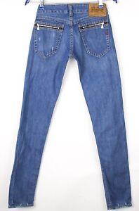 REPLAY Women 497 Slim Skinny Jeans Size W25 L32 AVZ980