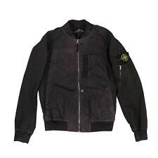 NWT STONE ISLAND 'Shadow Project' Purple ASYM Bomber Jacket Size S $928