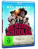 Blazing Saddles - Der wilde Wilde Westen [Blu-ray/NEU/OVP] Mel Brooks Westernpar