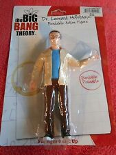THE BIG BANG THEORY ACTION FIGURE DR. LEONARD HOFSTAATER BRAND NEW! AGES 6+