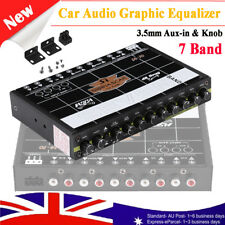 Car Audio Signal Equalizers for sale | eBay