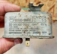 1986-92 Toyota Supra theft warning module 89730-14011