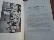 1932 Book THE THORESBIAN Magazine of Thoresby Street Central School HULL E Yorks