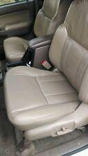Toyota 4Runner Drivers seat Upholstery 1996-1997-1998-1999-2000-2001 bottom  tan