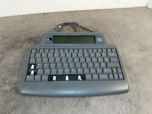 Zebra 120182G-001 Keyboard Display Unit (KDU) Plus.                           5E