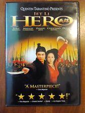 Jet Li Hero Dvd Plays Well