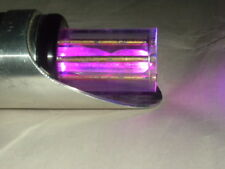 Purple Mace Windu Lightsaber Crystal Chamber Blade Plug Ultrasaber FX Saberforge