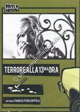 TERRORE ALLA 13MA TREDICESIMA ORA * DVD NUOVO! *