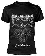 Dissection 'Finis Omnium' T-Shirt  - NEW & OFFICIAL!