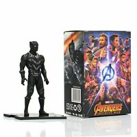 Marvel Action Figure Avengers Black Panther Toy Limited version