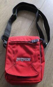 Jansport Mini Cross Body Messenger Type Bag Unisex