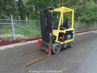 2008 Hyster E45Z Electric 4,500 lbs Warehouse Forklift Lift Truck 48V bidadoo