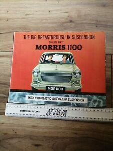 Morris 1100 Sales Brochure