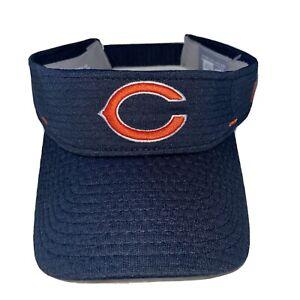 Chicago Bears Visor - New Era - Adjustable Visor  Hat Cap NFL