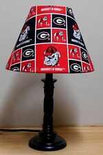 University of Georgia Bulldogs NCAA Sports Lamp Shade & Lamp Football lampshade